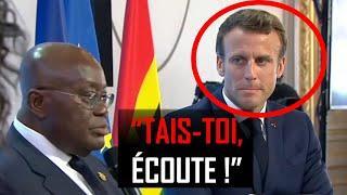 Ce Président Africain a Laissé Macron Sans Voix [Discours Choc] | H5 Motivation
